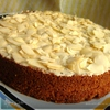 Миндально-лимонный кекс