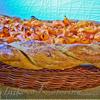 Пирог с морковью и мясом