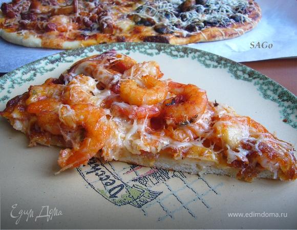 """Пицца """"Четыре сезона"""" (Pizza """"Quattro stagioni"""")"""