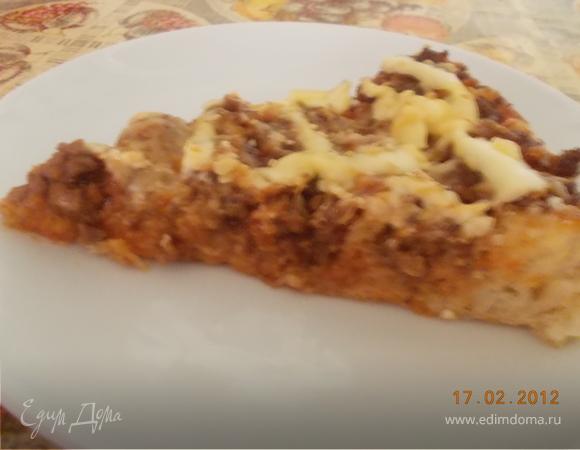 Пицца по-домашнему
