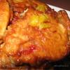 Грудинка в кляре в кисло-сладком соусе