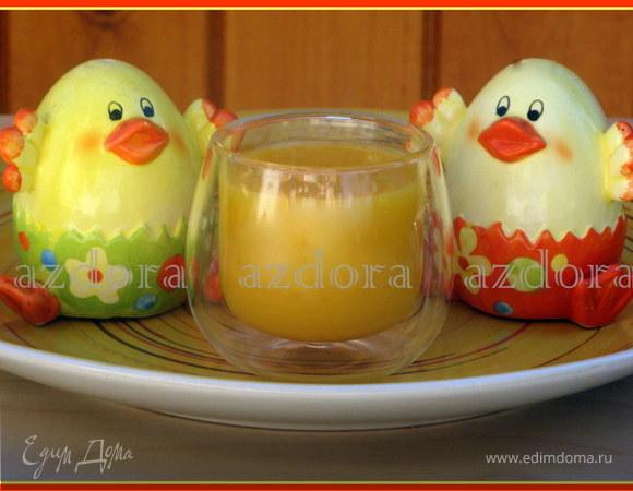 Домашний яичный ликёр