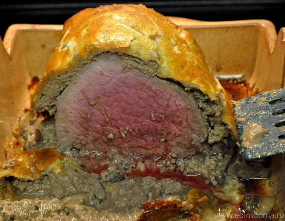 Говядина Веллингтон-Beef Wellington
