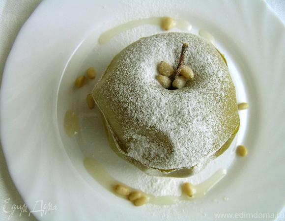 """""""Экзотические"""" яблочки"""