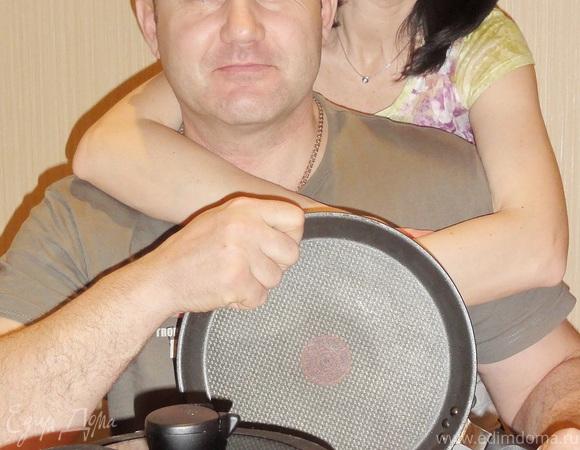 Блины для мужа