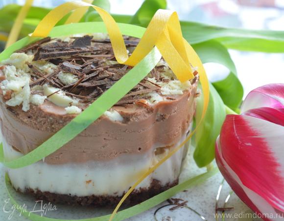 Пирожное «Подарок»