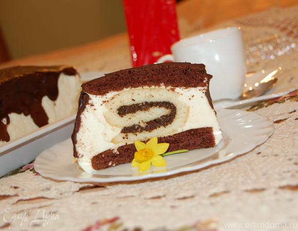 торт слонове око рецепт