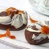 """Пирожное """"Картошка"""" с белым шоколадом"""