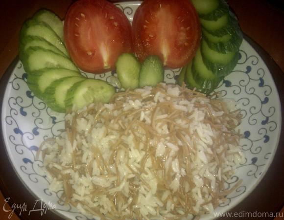 Рисовый гарнир