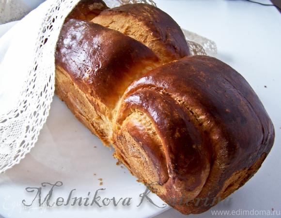 Японский молочный хлеб Хоккайдо - Hokkaido Milk Loaf (+ МК по формированию)