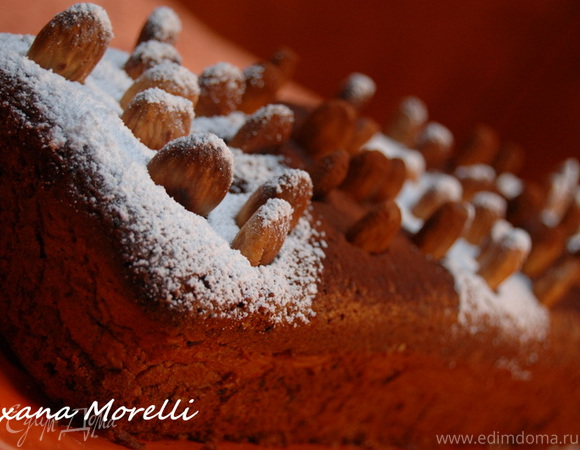 Шоколадная буханка