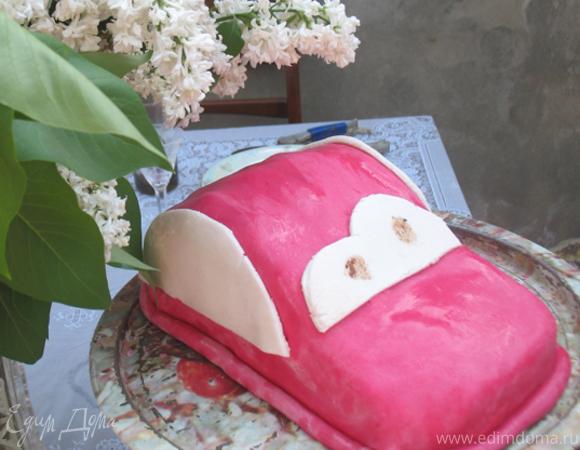 Яблочный торт