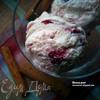 Йогуртовое мороженое с вишней