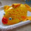 """Торт """"Золотая рыбка"""""""