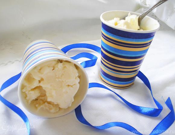Мороженое пломбир. Вкус детства
