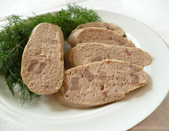 """Вареная колбаска """"Деликатесная"""""""