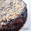 Творожно-маковый пирог-суфле