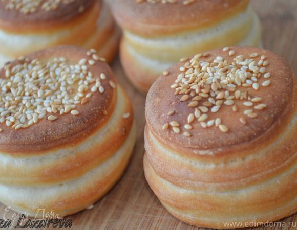 Слоеные булочки от Ришара Бертине