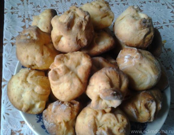 Творожное печенье с сюрпризом