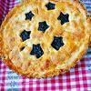 Классический черничный пирог(для Cheer Nika)