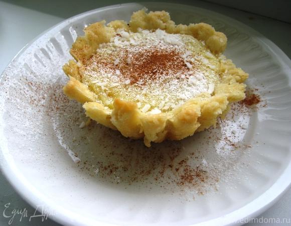 Португальские пирожные (Pasteis de Belem)