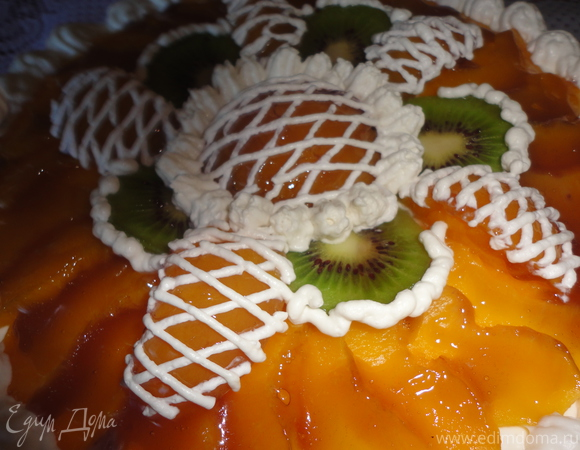 "Торт ""Греческий сад"""