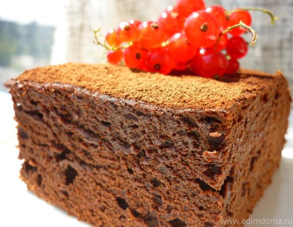 Острые трюфельные шоколадные брауни