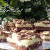 """Шоколадно-творожное пирожное """"Раз и готово"""""""