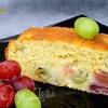 Пирог с виноградом от Джейми Оливера