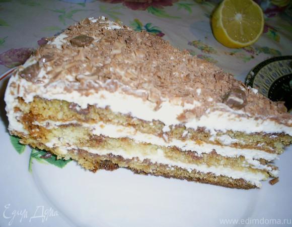 Швейцарский торт