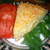 Балканский сырный пирог с баклажанами