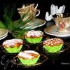 Мини-кексики (с нектаринами)