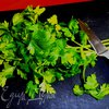 Мужской салат с сельдереем и мясом