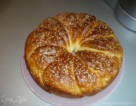 Сербский хлеб-Погачице