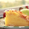 Яблочный пирог с кукурузной мукой. HomeQueen Corporation