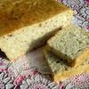 Пшеничный хлеб с базиликом (на закваске)