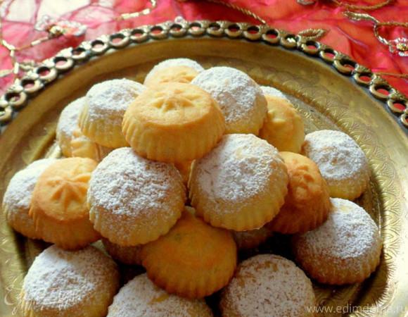 арабские печенья из фиников рецепт