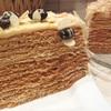 """Медовый торт """"Пчелкин дом"""""""