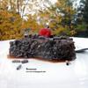 Шоколадный пирог с кофейным сиропом