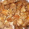 Свиные ребрышки в томатно-горчичном соусе
