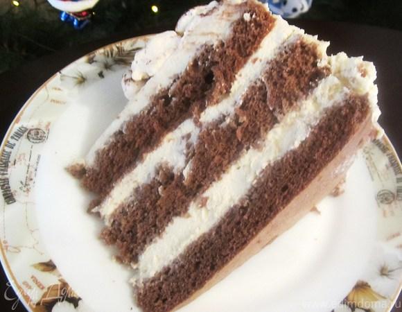Капуччино торт от Фаркаша Вилмоша (Сappuccino torta)