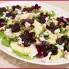 Салат из свеклы, яблок и болгарской брынзы