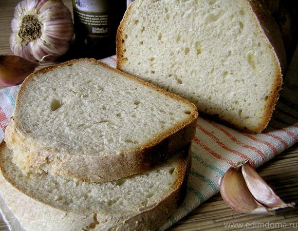 Французский чесночный хлеб