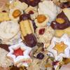 """Рождественское печенье """"Апельсиновые языки"""""""