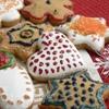 медовое детское печенье