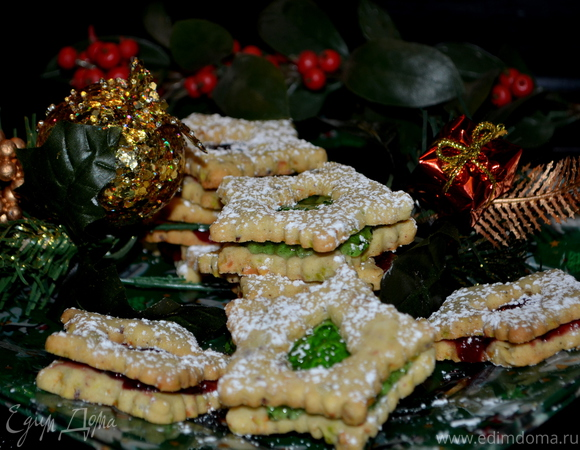 Рождественские звездочки