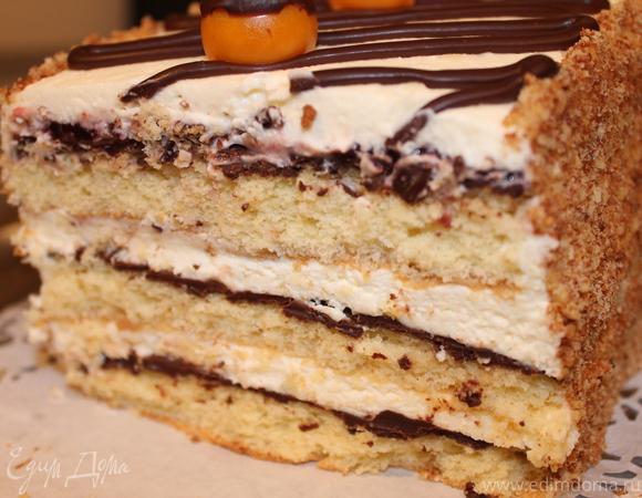 "торт ""Швейцарский"""