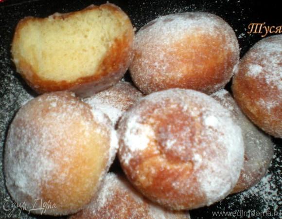 Пончики от Бертине