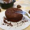 Трюфельные пирожные (мини-пироги) с каштанами