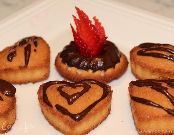 Мягкое, рассыпчатое медовое печенье